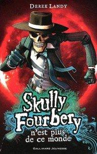 Voici le tome 4 de Skully Fourbery