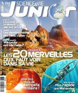 Magazine# Science et Vie Junior dans Magazine 1340371179660-250x300