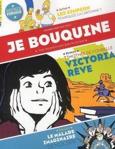 Magazine# Je Bouquine dans Magazine 339-231x300