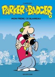 B.D. PARKER & BADGER dans B.D. 9782800138756-G-217x300