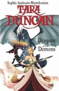 Tara Duncan dans fantastique tara-duncan-tome-10-dragons-contre-demons-2576032-250-400-195x300