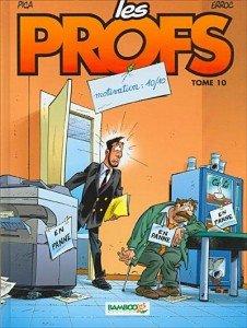 B.D. Les PROFS dans B.D. les-profs_26446-l-226x300